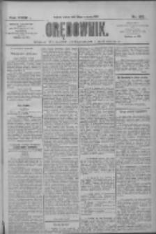 Orędownik: pismo dla spraw politycznych i społecznych 1909.11.27 R.39 Nr271