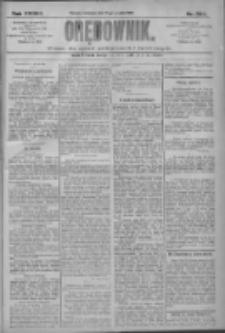 Orędownik: pismo dla spraw politycznych i społecznych 1909.12.12 R.39 Nr283