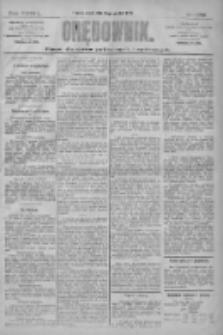 Orędownik: pismo dla spraw politycznych i społecznych 1909.12.15 R.39 Nr285