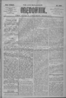 Orędownik: pismo dla spraw politycznych i społecznych 1909.12.23 R.39 Nr292