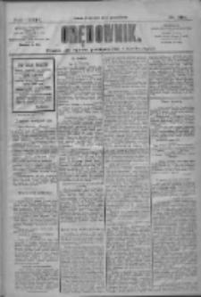 Orędownik: pismo dla spraw politycznych i społecznych 1909.12.29 R.39 Nr296