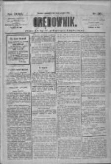 Orędownik: pismo dla spraw politycznych i społecznych 1909.12.30 R.39 Nr297