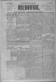Orędownik: pismo dla spraw politycznych i społecznych 1909.12.31 R.39 Nr298