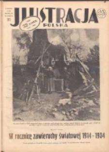 Jlustracja Polska 1934.08.05 R.7 Nr31