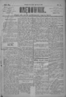 Orędownik: pismo dla spraw politycznych i społecznych 1910.01.04 R.40 Nr2