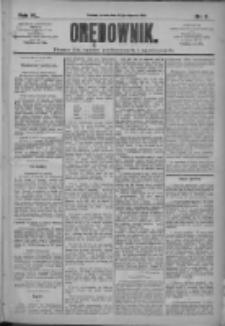 Orędownik: pismo dla spraw politycznych i społecznych 1910.01.12 R.40 Nr8