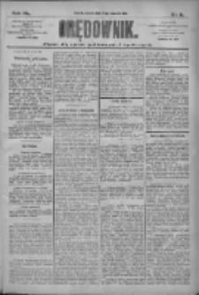 Orędownik: pismo dla spraw politycznych i społecznych 1910.01.15 R.40 Nr11