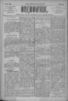 Orędownik: pismo dla spraw politycznych i społecznych 1910.01.16 R.40 Nr12