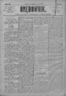 Orędownik: pismo dla spraw politycznych i społecznych 1910.01.22 R.40 Nr17