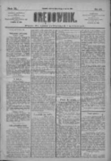 Orędownik: pismo dla spraw politycznych i społecznych 1910.01.25 R.40 Nr19