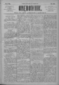 Orędownik: pismo dla spraw politycznych i społecznych 1910.01.29 R.40 Nr23