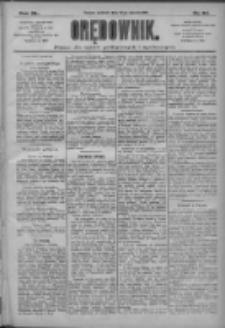 Orędownik: pismo dla spraw politycznych i społecznych 1910.01.30 R.40 Nr24