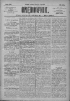 Orędownik: pismo dla spraw politycznych i społecznych 1910.02.10 R.40 Nr32