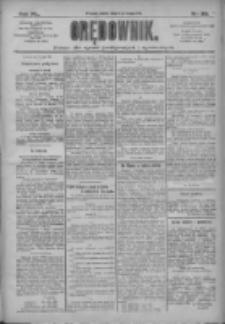 Orędownik: pismo dla spraw politycznych i społecznych 1910.02.11 R.40 Nr33