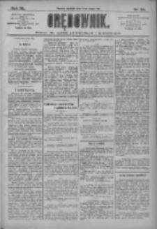 Orędownik: pismo dla spraw politycznych i społecznych 1910.02.13 R.40 Nr35