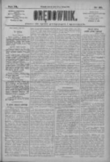 Orędownik: pismo dla spraw politycznych i społecznych 1910.02.15 R.40 Nr36