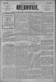 Orędownik: pismo dla spraw politycznych i społecznych 1910.02.26 R.40 Nr46