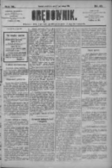 Orędownik: pismo dla spraw politycznych i społecznych 1910.02.27 R.40 Nr47