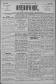 Orędownik: pismo dla spraw politycznych i społecznych 1910.03.06 R.40 Nr53