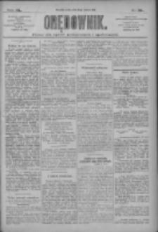 Orędownik: pismo dla spraw politycznych i społecznych 1910.03.09 R.40 Nr55