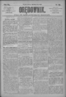 Orędownik: pismo dla spraw politycznych i społecznych 1910.03.10 R.40 Nr56