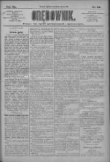 Orędownik: pismo dla spraw politycznych i społecznych 1910.03.12 R.40 Nr58