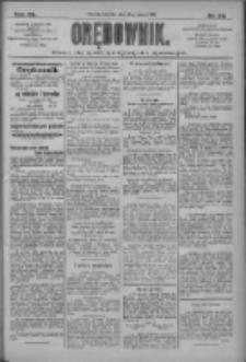 Orędownik: pismo dla spraw politycznych i społecznych 1910.03.13 R.40 Nr59