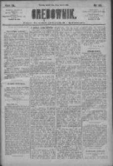 Orędownik: pismo dla spraw politycznych i społecznych 1910.03.18 R.40 Nr63