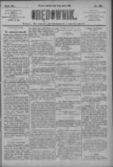 Orędownik: pismo dla spraw politycznych i społecznych 1910.03.20 R.40 Nr65