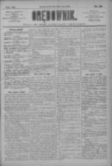 Orędownik: pismo dla spraw politycznych i społecznych 1910.03.22 R.40 Nr66