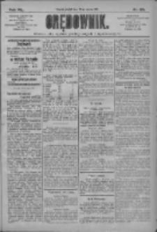 Orędownik: pismo dla spraw politycznych i społecznych 1910.03.25 R.40 Nr69