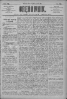 Orędownik: pismo dla spraw politycznych i społecznych 1910.03.26 R.40 Nr70