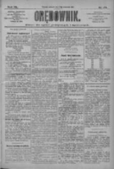 Orędownik: pismo dla spraw politycznych i społecznych 1910.04.05 R.40 Nr77