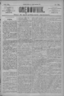 Orędownik: pismo dla spraw politycznych i społecznych 1910.04.06 R.40 Nr78