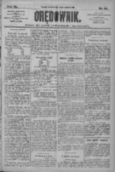 Orędownik: pismo dla spraw politycznych i społecznych 1910.04.09 R.40 Nr82