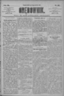 Orędownik: pismo dla spraw politycznych i społecznych 1910.04.13 R.40 Nr84