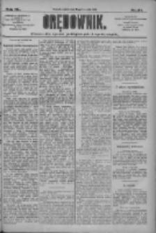 Orędownik: pismo dla spraw politycznych i społecznych 1910.04.16 R.40 Nr87