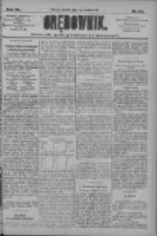 Orędownik: pismo dla spraw politycznych i społecznych 1910.04.17 R.40 Nr88