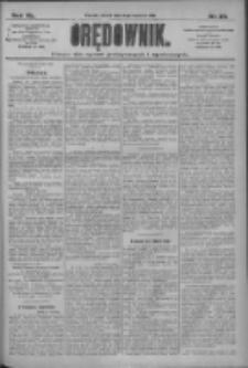 Orędownik: pismo dla spraw politycznych i społecznych 1910.04.19 R.40 Nr89