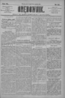 Orędownik: pismo dla spraw politycznych i społecznych 1910.04.22 R.40 Nr92