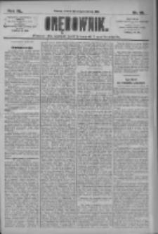 Orędownik: pismo dla spraw politycznych i społecznych 1910.04.25 R.40 Nr95