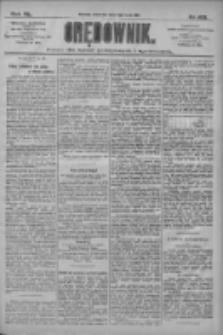 Orędownik: pismo dla spraw politycznych i społecznych 1910.05.05 R.40 Nr103