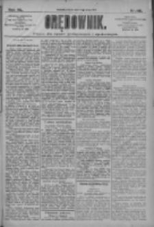 Orędownik: pismo dla spraw politycznych i społecznych 1910.05.14 R.40 Nr110