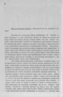 Głos w dyskusjii na konferencji naukowo-dydaktycznej, poświęconej naukom pomocniczym historii Katowice-Wisła, 24-27 V 1973