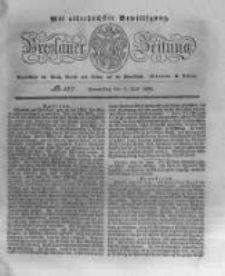 Breslauer Zeitung. 1830.07.08 Nr157