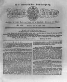 Breslauer Zeitung. 1830.07.19 Nr166