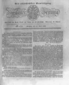 Breslauer Zeitung. 1830.07.27 Nr173