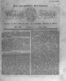 Breslauer Zeitung. 1830.08.11 Nr186