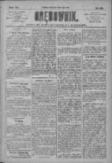 Orędownik: pismo dla spraw politycznych i społecznych 1910.05.18 R.40 Nr112