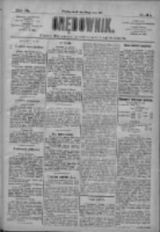 Orędownik: pismo dla spraw politycznych i społecznych 1910.05.20 R.40 Nr114